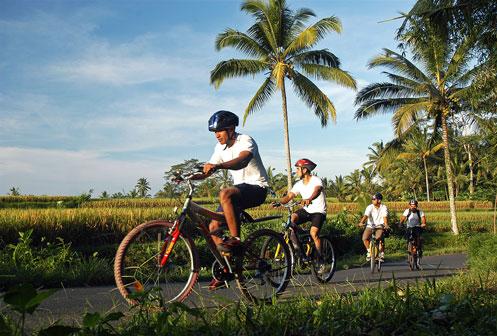 bali wisata bersepeda