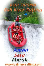 bali rafting murah
