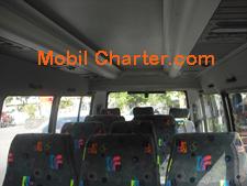 charter bus di bali